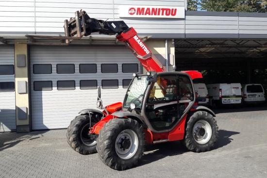 Manitou MLT 634 120 PREMIUM