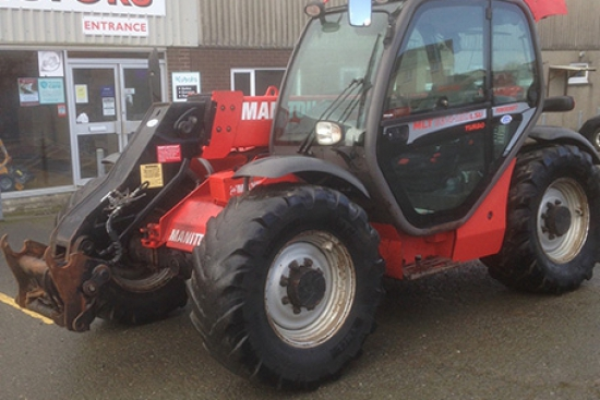 Manitou MLT634 120PS ELITE