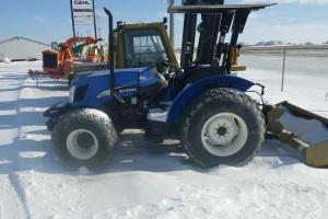 New Holland TN70A
