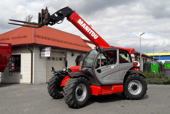 Manitou MLT 840 137 PS Elite