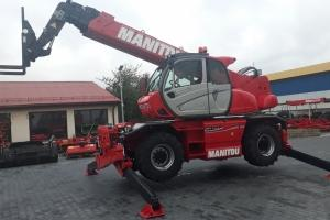 Manitou MRT 2150 + PRIVILEGE