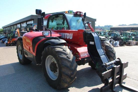 Manitou MLT 735 T 120 LSU