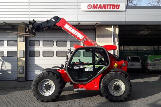 Manitou MLT 741 120 PS