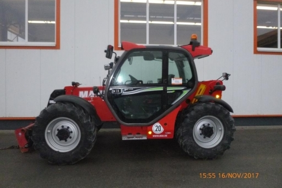 Manitou MLT 735-120 LSU PS
