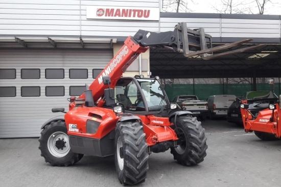 Manitou MLT 634 120