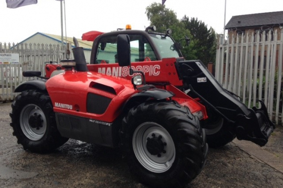 Manitou MLT634