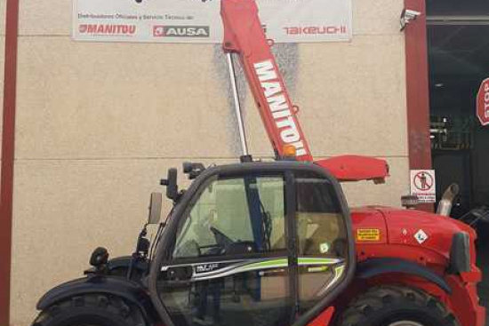 Manitou MLT 629 CPT
