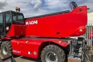 Magni Telescopic Handlers RTH 5 35