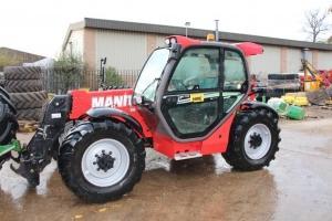 Manitou MLT 735 T LSU 120