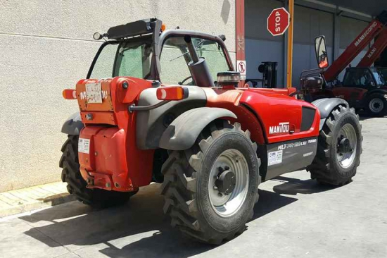 Manitou MLT 741 120 LSU PS