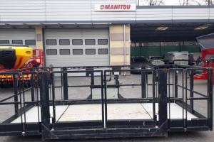 Manitou ORH 2-25/4M 1000 KG
