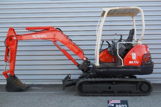 Kubota KX71-3
