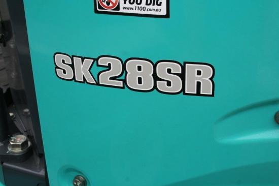 Fiat Kobelco SK28SR-6