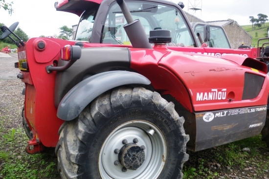 Manitou MLT735-120 LSU PS