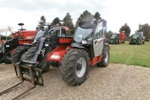 Manitou MLT 737 PS ELITE