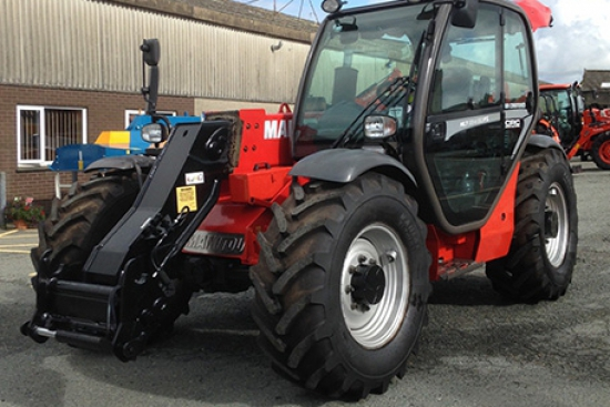 Manitou MLT634T 120 LSU PS