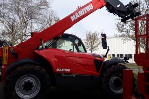 Manitou MLT840  137 PS ELITE