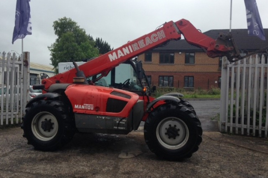 Manitou MLT741-120