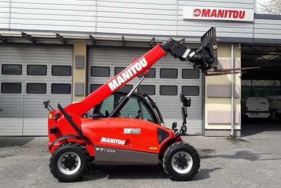 Manitou MT 625-75 H