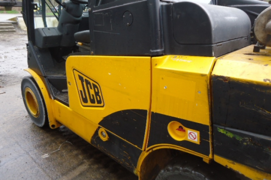 Jcb TLT 30 D HIGH LIFT
