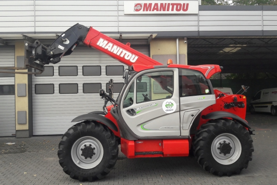 Manitou MLT 840 137 PS
