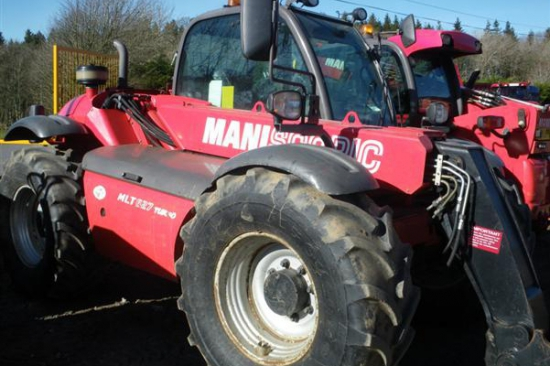 Manitou MLT 627-24