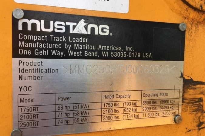 Mustang 2500RT 080328 20190318 (1).JPG