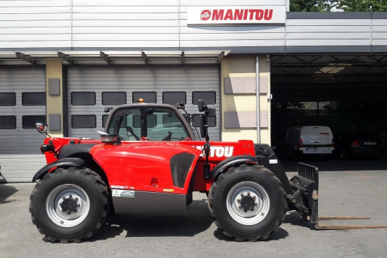 Manitou MT 732 EASY ST3B