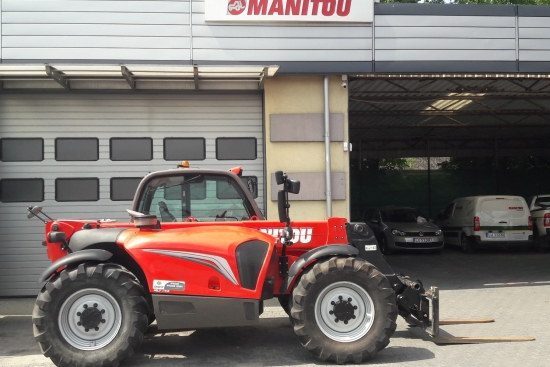 Manitou MLT 735 120 CLASSIC