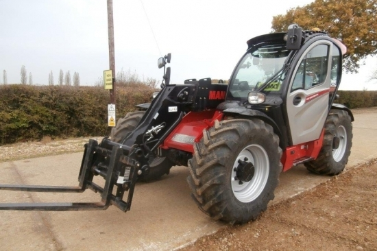 Manitou MLT 635 PS ELITE