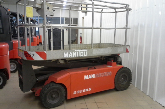 Manitou D80ERS